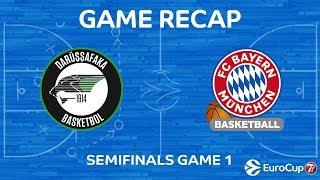 Highlights: Darussafaka Istanbul - FC Bayern Munich