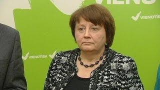 Laimdota Straujuma dirigiriá el nuevo gobierno letón