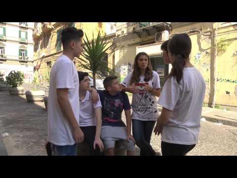 Cortometraggio La Scuola Maledetta - Laboratorio Videoproduzione 2014-2015