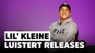 Lil' Kleine vindt OG3NE k*t l Release Reacties