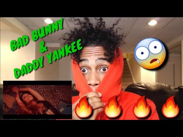 Vuelve Daddy Yankee Bad Bunny Video Oficial Reaction Video