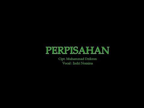 Lagu Perpisahan - Indri Nomina