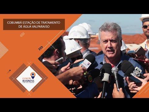 Estação Business Ed. 13 - Corumbá Estação de tratamento de Água Valparaíso - Exibido em 11/4/2017
