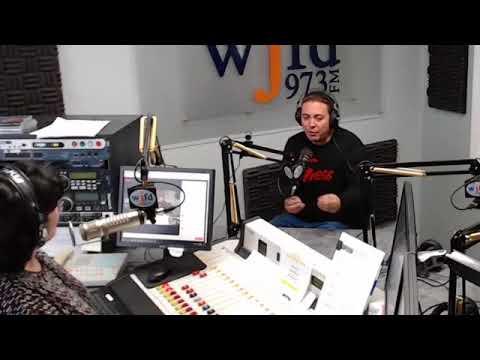 Rui Bandeira na 97.3 FM - WJFD