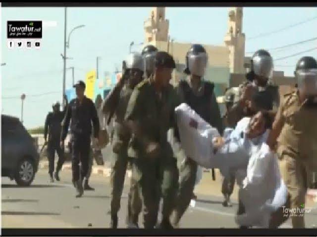 قناة TV5 تؤكد ترحيل ولد امخيطير إلى نواكشوط واحتمال مغادرته إلى جهة خارجية