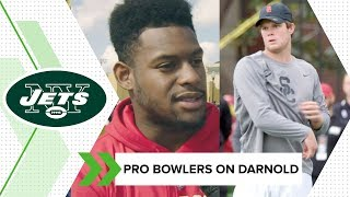 What Does JuJu Smith-Schuster Think of Former Teammate Sam Darnold? | New York Jets