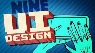 إذا كنت تريد أن تجعل الألعاب ؟ ؟ | الحلقة 9: تصميم واجهة المستخدم