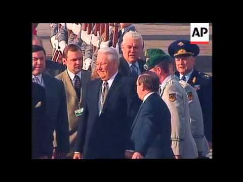 Nederlag for jeltsin i parlamentet