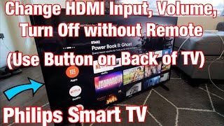Philips Smart TV: How to Chang…