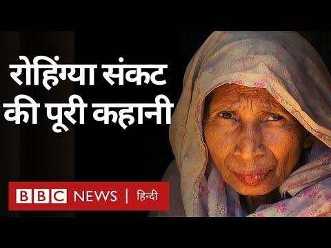 Rohingya Crisis: Aung San Suu Kyi ने रोहिंग्या नरसंहार के दावों को किया ख़ारिज (BBC Hindi)
