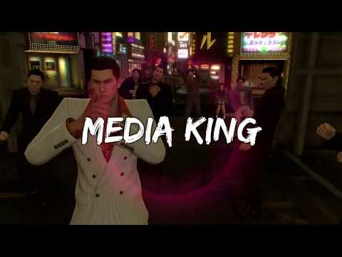 Yakuza 0 - Media King +  Finance king Lackeys  - NO ND, No Fully upgraded, WP Equipment, Lv0 (Hard)