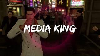 Yakuza 0 - Media King +  Finance king Lackeys  - NO Damage, weapons,  Equipment, Lv0 (Hard/ NO NG+)