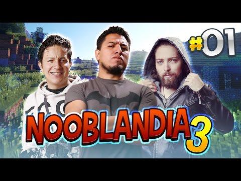 NOOBLANDIA 3 Pt 1 (Casas de arena)