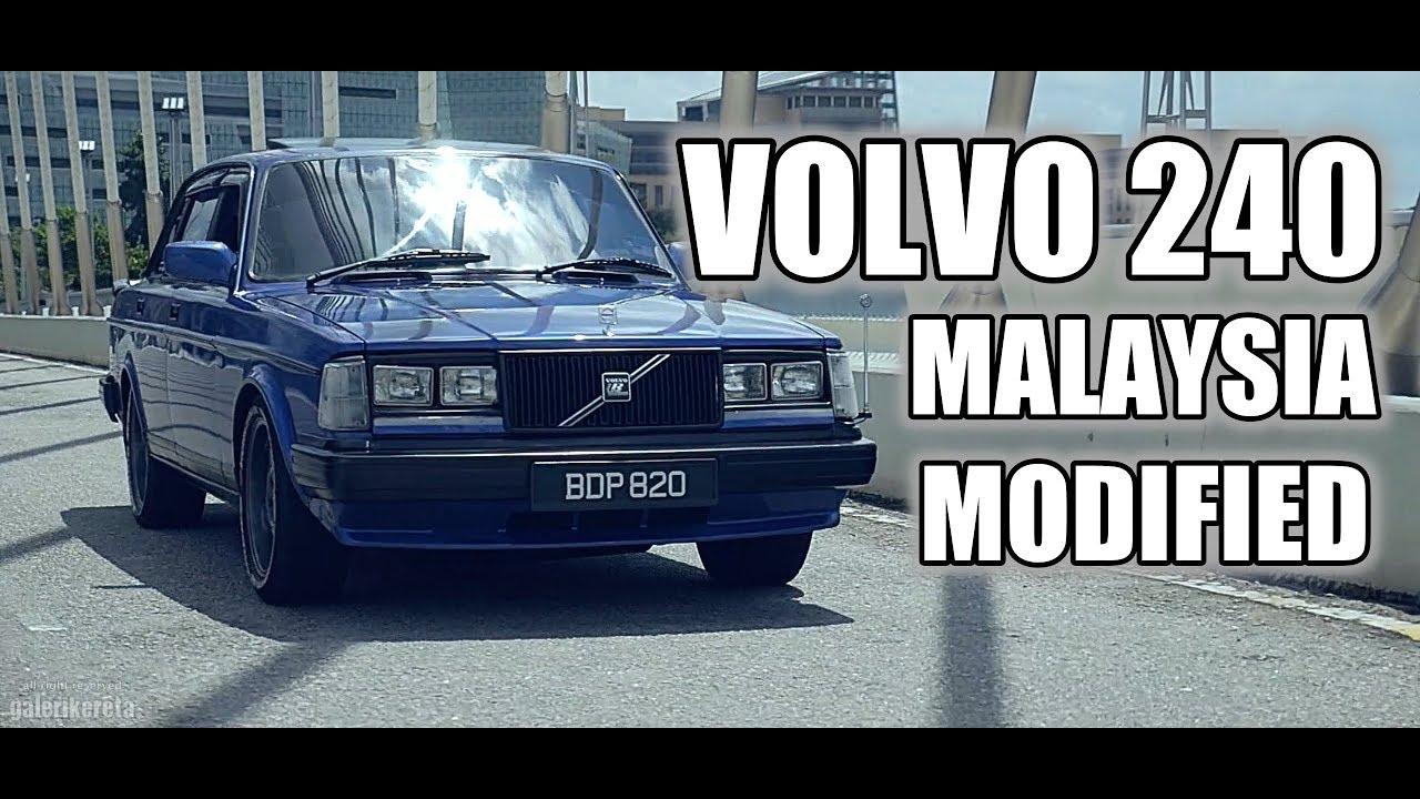 VOLVO 240 Modified USA SPECS