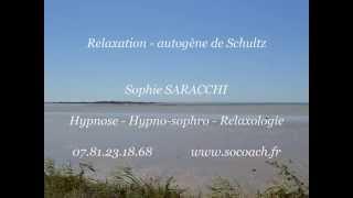 Relaxation - autogène de Schultz