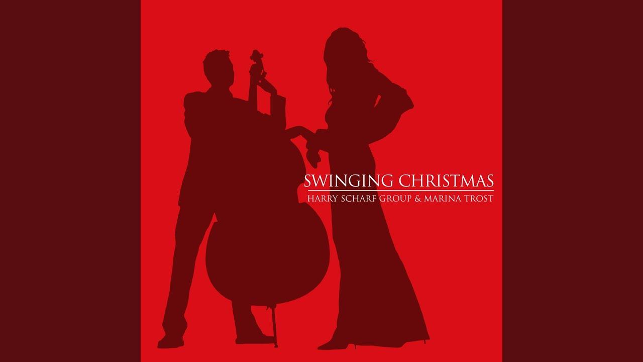 silhouette Swinging bells