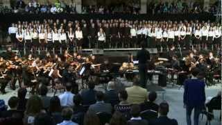 Repeat youtube video Corul si Orchestra Nationala BBSO 2012 - Ierusalim [OFFICIAL VIDEO]