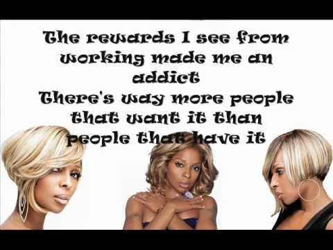 Mary J. Blige - Mr. Wrong Ft. Drake(Lyrics)