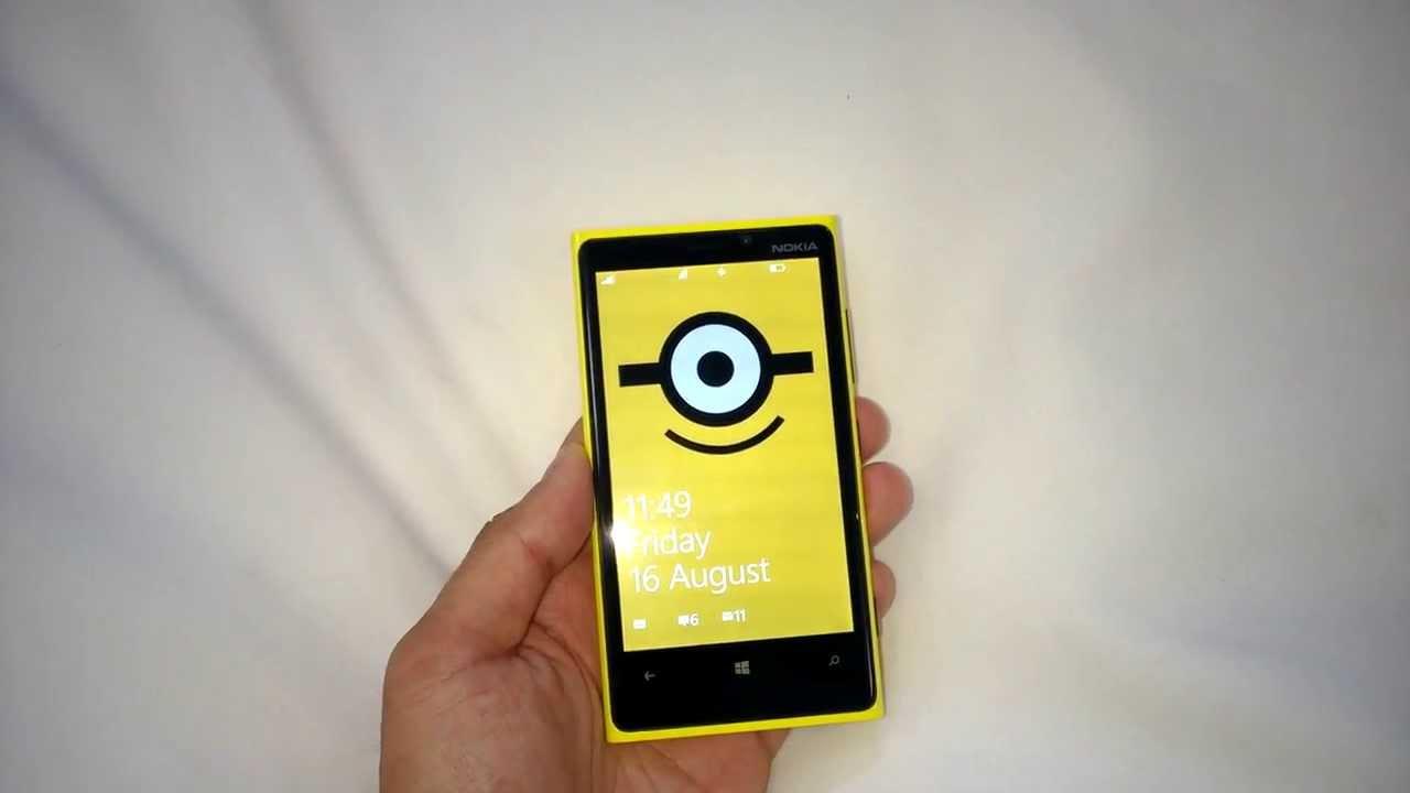 Nokia Lumia 625 : ouvrir le capot / open the backcover - YouTube