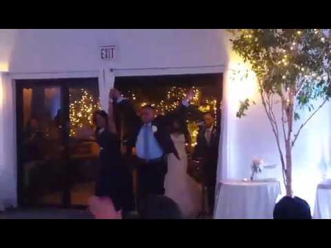 Reception - Bride's Parents