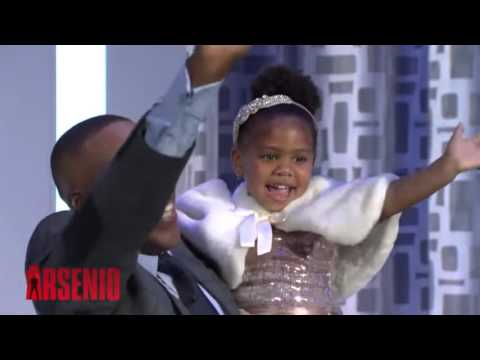 The Game's Daughter Cali Steals The Show YouTube