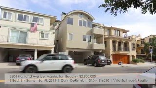 Manhattan Beach Real Estate | Open Houses: Jan. 23-24, 2016 | MB Confidential