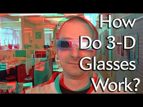 How Do 3D Glasses Work? - Instant Egghead #22