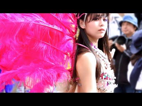 武蔵野美術大学ラテン音楽研究会 第18回西東京市民まつり 2018 サンバパレード ウニアン・ドス・アマドーリス G.R.E.S. UNIÃO DOS AMADORES