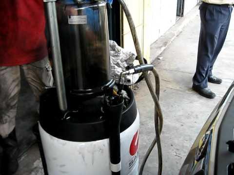 Nissan 2nd step of engine oil change ~ a.k.a. - don't F..K with Koka