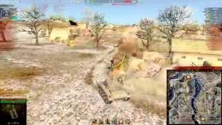 Собака дьявол! M41 Walker buildog бой | Triraz (wot)