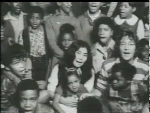 Happy Xmas (War Is Over!) by John Lennon, Yoko Ono. The Plastic Ono Band and Harlem Community Choir.