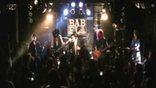 XzX X JAPANカバー 05 SILENT JEALOUSY 2009年11月7日 立川バベル