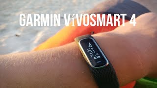 garmin Vivosmart 4 Review - Better than Fitbit Charge 3?