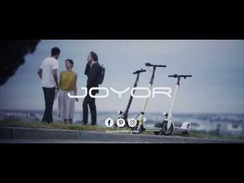 Joyor Electric Scooter: Joyor A1-, F3-, F5S-models