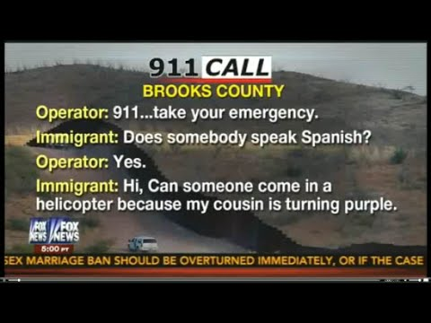 """Fox & Friends Outraged That 911 Operators Are 'Forced' To Help Dying 'Illegals"""""""