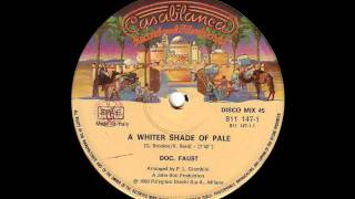 Doc. Faust - A Whiter Shade Of Pale (Procol Harum Cover)