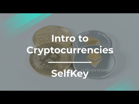 Intro to Crypto for Product Managers by SelfKey Product Manager