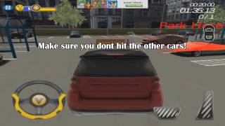 Driving School Parking 3D 2 - Gameplay video