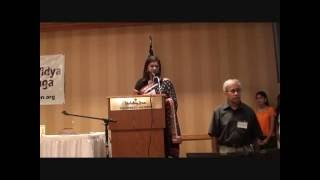 Houston Seminar on Breaking India: September 11, 2011 - Introduction and National Songs Vid 1