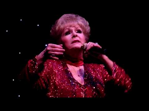 Debbie Reynolds Tammy Live at Liverpool Philharmonic Hall 8th April 2010