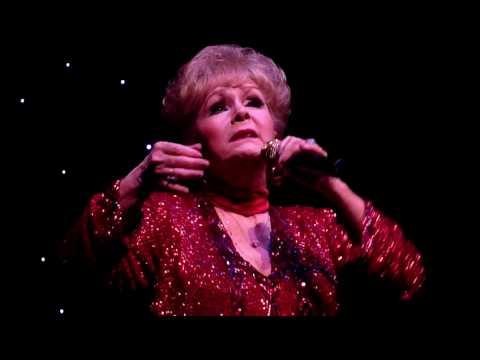 Debbie Reynolds Tammy Live at Liverpool Philharmonic Hall 8th April 2010