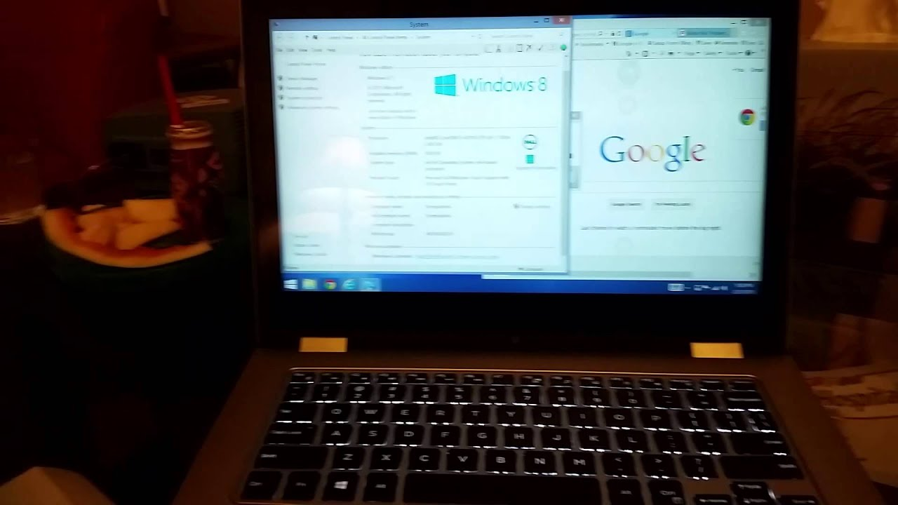 Dell Inspiron 13 7000 ghost touch screen issue
