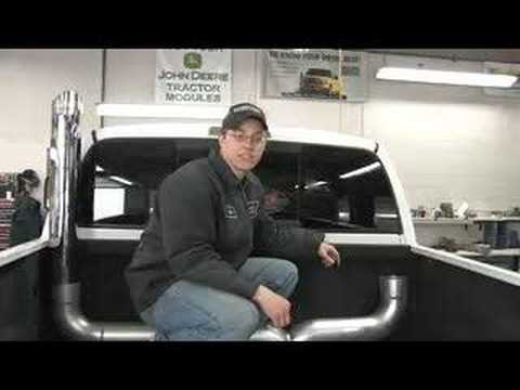 Grand Rock Exhaust Stacks: Chrome Truck Exhaust Stacks
