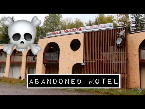 Edmonton to Vancouver    Abandoned    Adventure Vlog