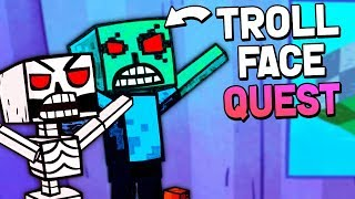 TROLLING VIDEO GAME CHARACTERS! (Troll Face Quest Video Games Gameplay)