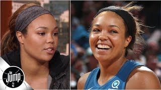 Napheesa Collier wants to be the rare WNBA Rookie of the Year not drafted No. 1 overall | The Jump