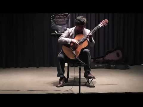 Live Concert guitar classic at AUA By Shetthasak Sanglee