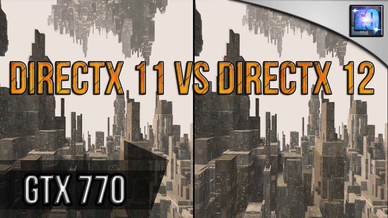 GeForce GTX Is Game Ready For Windows 10 & DirectX 12 | GeForce