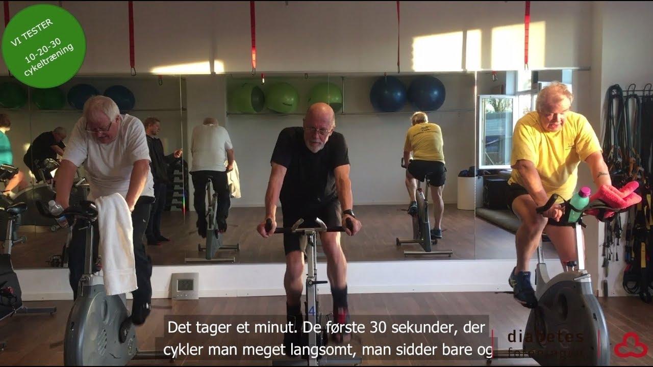 9fa8a23735d Højintensiv træning - Diabetes