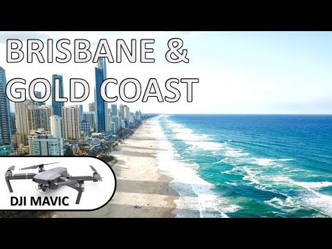 BRISBANE & GOLD COAST – Australia 🇦🇺 [Full HD]